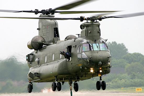 Trực thăng CH47 Chinook của Mỹ