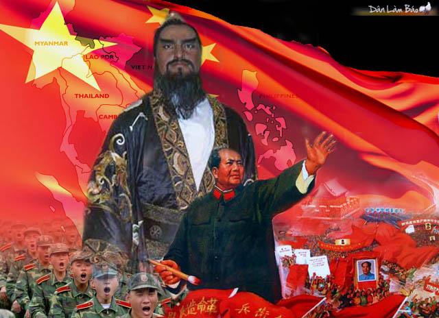 Tin tức tình hình Biển Đông trưa 22-10-2017: Ý đồ độc chiếm Biển Đông của Trung Quốc được thôi thúc từ tư tưởng đại Hán