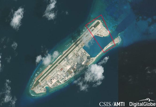 Thượng viện Mỹ nêu 3 điều kiện đối với Trung Quốc về Biển Đông