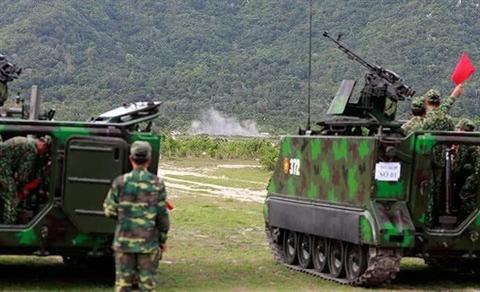 Báo Trung Quốc bình luận Việt Nam đưa cối 100mm lên M113