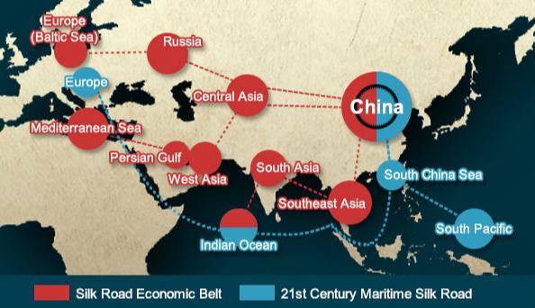 Tin tức tình hình Biển Đông 05-12-2017: Vành Đai Và Con Đường - Trung Quốc Muốn Dùng Châu Phi Làm Bàn Đạp Để Hạ Bệ Mỹ
