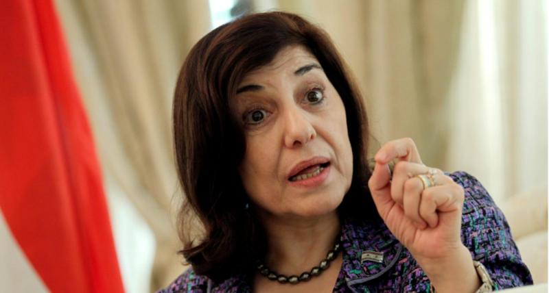 Bà Bouthaina Shaaban, cố vấn Tổng thống Bashar al-Assad dự báo nội chiến Syria sắp kết thúc. Ảnh: REUTERS