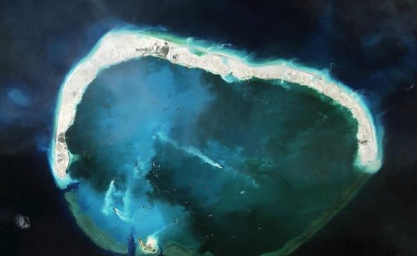 Tin tức tình hình Biển Đông  01-03-2017: Trung Quốc mở rộng bành trướng trên Biển Đông - Mỹ hành động?