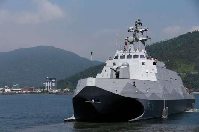 Đài Loan tăng tốc đóng khinh hạm tên lửa tàng hình để đối phó Trung Quốc