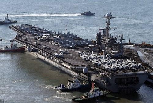 Đài Loan đang trở thành con bài chính để Mỹ kiềm chế Trung Quốc