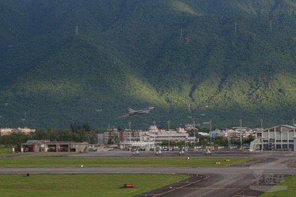 Phòng ngừa Trung Quốc không kích, Đài Loan tập trận