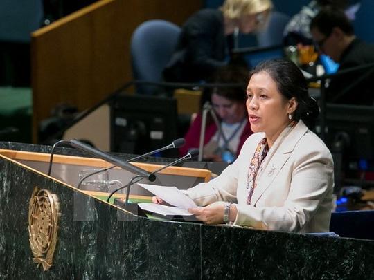 Tin tức tình hình Biển Đông sáng 08-10-2017:  Đại sứ Việt Nam chỉ thẳng mặt Trung Quốc nêu vấn đề Biển Đông trước Ủy ban pháp lý Liên Hợp Quốc