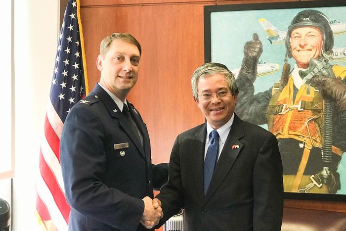 Học viện Không quân Mỹ lập chương trình phù hợp cho Việt Nam
