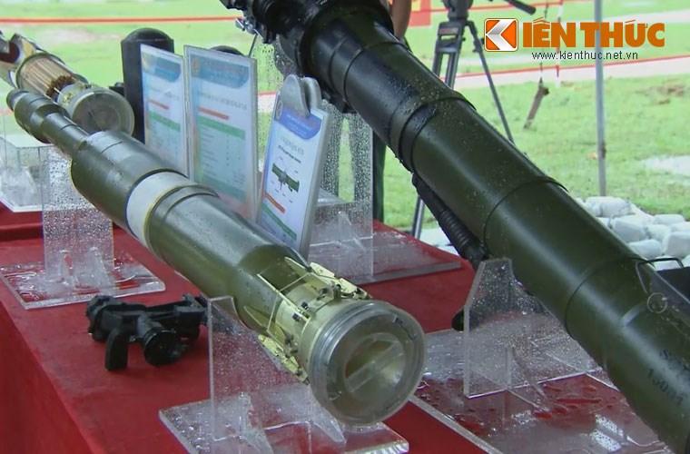 Tìm hiểu những vũ khí làm nên thương hiệu Việt Nam