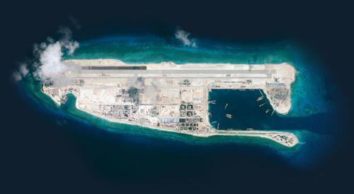 Tin tức tình hình Biển Đông 15-03-2017: Mỹ có thể phong tỏa phá trận đảo nhân tạo Trung Quốc ở Biển Đông