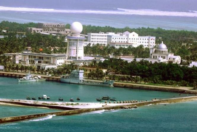 Trung Quốc đưa phi pháp tàu du lịch đến Hoàng Sa