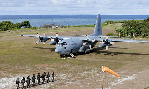 Trung Quốc cảnh báo máy bay Philippines gần đảo Thị Tứ
