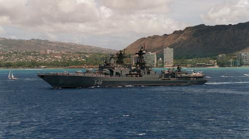 Nhóm tàu chiến Nga đến bán đảo Triều Tiên, Biển Đông - ảnh 1