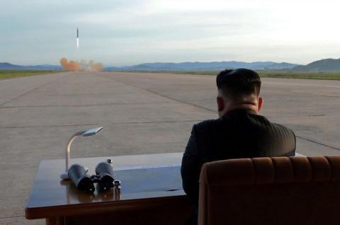 Tình hình căng thẳng trên bán đảo Triều Tiên 06-10-2017: