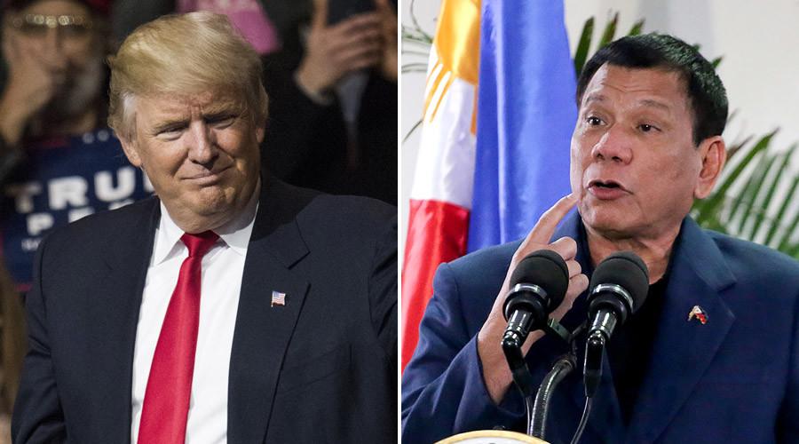 Mỹ đang đẩy Philippines sa vào vòng tay Trung Quốc?