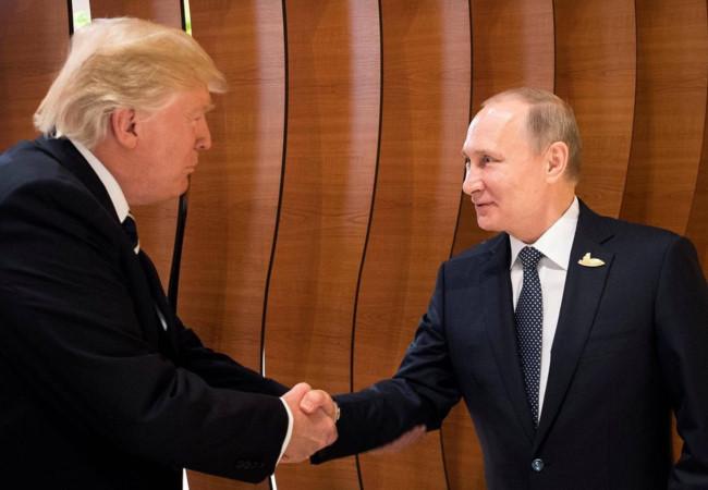 tong thong my donald trump gap tong thong nga vladimir putin tai hoi nghi g20