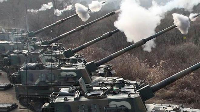 Đông Bắc Á đối mặt nguy cơ quân sự hóa