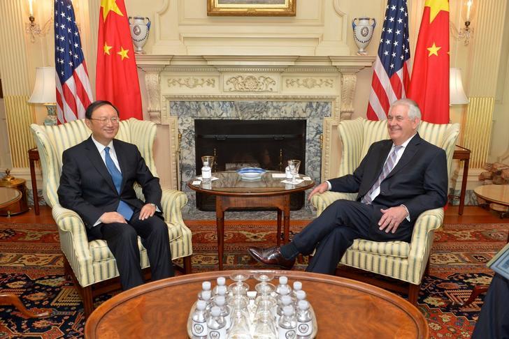 Tin tức tình hình Biển Đông trưa 22-03-2017: Ngoại trưởng Mỹ nhún nhường trước Trung Quốc