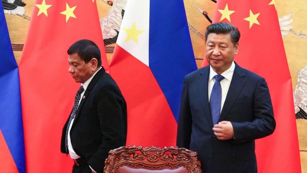 Bắt tay với Trung Quốc, Philippines 'vừa mừng vừa lo'