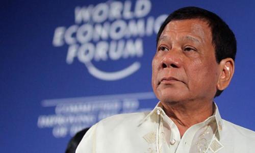 Tổng thống Philippines Duterte: Ông Tập dọa chiến tranh nếu Philippines khoan dầu ở Biển Đông