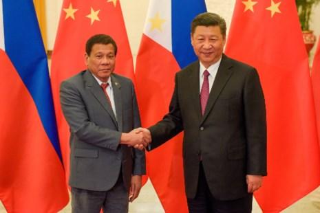 Philippines muốn tránh xa quan hệ rắc rối Mỹ - Trung