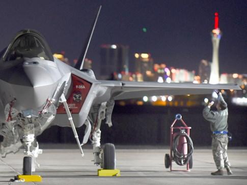F 35A lập kỷ lục không chiến mới: 1 thắng 20