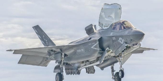 F-35: 'Kiệt tác' của Mỹ và phương Tây?