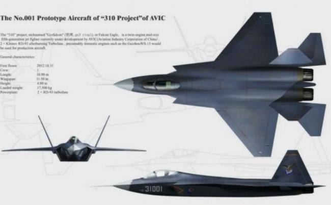 FC-31 Trung Quốc đến Paris đấu F-35 Mỹ