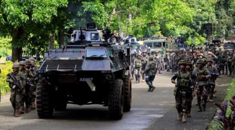 Khủng bố Đông Nam Á tham chiến ở Philippines - ảnh 1