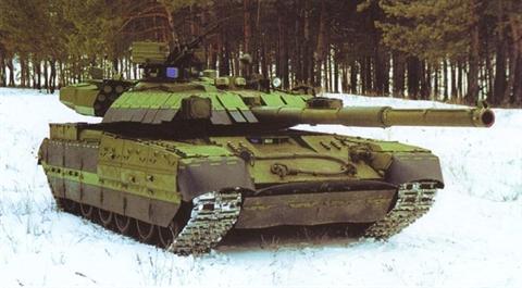 Cơ hội cho Việt Nam khi Ukraine bán giáp phản ứng nổ Nozh?