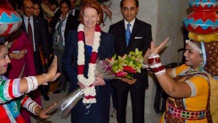 Australia-Ấn Độ đàm phán về vấn đề nguyên tử