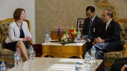 Australia – Myanmar: Đàm phán lịch sử