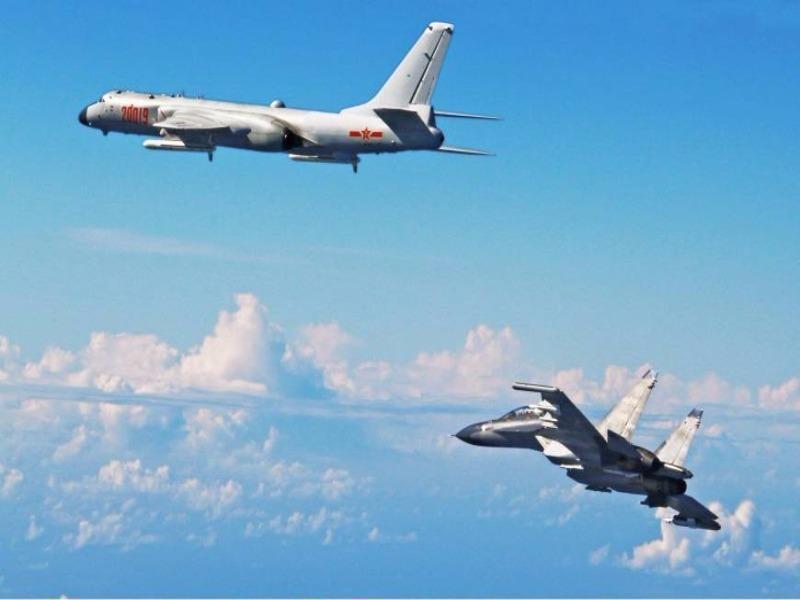 Tin tức tình hình Biển Đông tối 07-11-2017: Báo Mỹ - Máy bay H6K Trung Quốc chỉ được dùng để dọa người