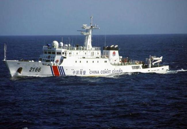 Trung - Nhật tiếp diễn tranh chấp ở đáy biển Hoa Đông