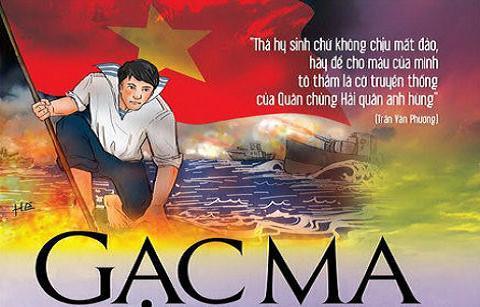 Hải chiến Gạc Ma 1988: Phim tài liệu - Lời nhắn từ đảo Gạc Ma