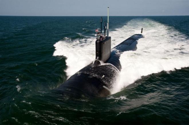 Tin tức tình hình Biển Đông sáng 30-11-2017: Nguy cơ bùng phát chiến tranh tàu ngầm ở Biển Đông - Chạy đua vũ trang dưới đáy biển