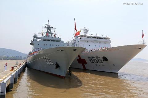 Hải quân Trung Quốc thách thức Mỹ bằng chiêu né đòn