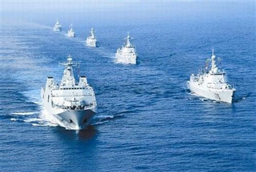 Giải mã lập trường cứng rắn của Trung Quốc ở Biển Đông