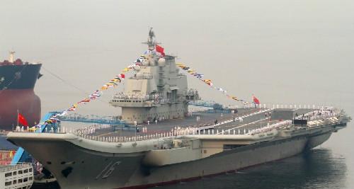 """Hải quân Trung Quốc sắp """"vượt mặt"""" Mỹ?"""
