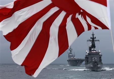 Tương quan lực lượng hải quân Nhật-Trung
