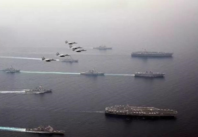 Mỹ muốn Nhật Bản tăng sức mạnh quân sự, can dự Biển Đông