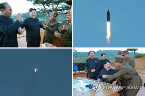 Tình hình căng thẳng trên bán đảo Triều Tiên sáng 03-09-2017: