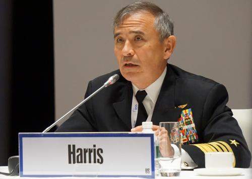 Tư lệnh Mỹ nói về ý nghĩa tuần tra gần đảo nhân tạo phi pháp ở Biển Đông