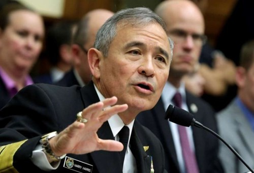 Tin tức tình hình Biển Đông 12-12-2017: Trung Quốc tức tối khi bị đô đốc Hải quân Mỹ công kích