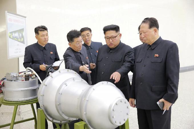 Tình hình căng thẳng trên bán đảo Triều Tiên sáng 04-09-2017: