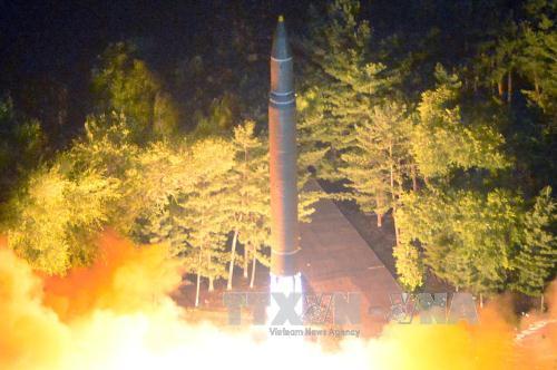 Tình hình căng thẳng trên bán đảo Triều Tiên 10-09-2017: