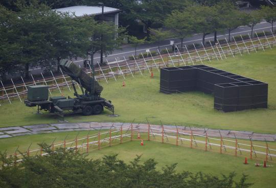 Tình hình căng thẳng trên bán đảo Triều Tiên chiều 11-08-2017