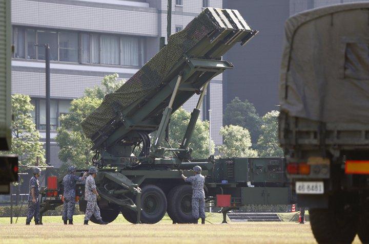 Tình hình căng thẳng trên bán đảo Triều Tiên trưa 16-09-2017