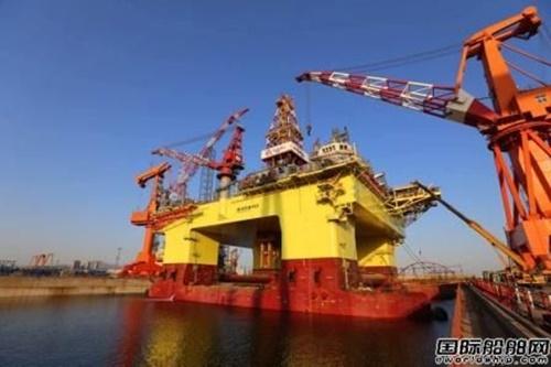 Tin tức tình hình Biển Đông tối 04-05-2017: Giàn khoan bán ngầm Hải Dương 982 sắp được Trung Quốc đưa ra quấy đảo ở Biển Đông
