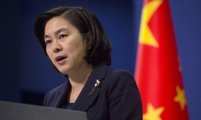 Trung Quốc chỉ trích Mỹ mang tư tưởng Chiến tranh Lạnh